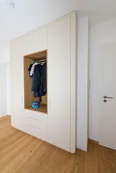 Einbauschrank Garderobe Modern