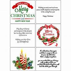 peel off christmas verses 4 sticky verses for handmade cards and crafts