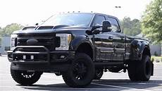 black ops edition ford f350 dually by tuscany