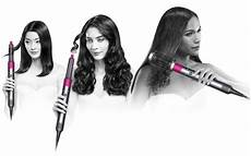 Dyson Hair Wrap Results dyson airwrap can curl or straighten your hair using less