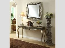 Adele Mirror and Console   Home Living
