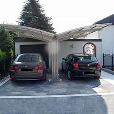 Carport Aluminium Bausatz - doppelcarport bogendach garage unterstand aluminium