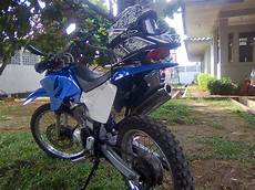 Thunder Modif Trail by Thunder 125 Modifikasi Trail Thecitycyclist