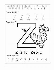 alphabet worksheets for kindergarten a to z free 23438 letter z worksheets for kindergarten activity shelter