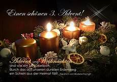 3 advent foto bild weihnachten advent feste bilder