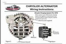 Tuff Stuff One Wire 1 Wire Alternator Install Help