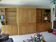 wall unit light wood entertainment centers fiorenza custom woodworking