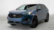 2019 ford edge sport st 2019 ford edge st with 335 horsepower set for detroit auto