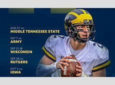 2019 Michigan Wolverines football schedule: downloadable
