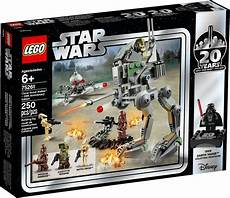 lego wars 20th anniversary edition clone scout walker