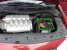 batterie megane 2 renault megane car battery location abs batteries