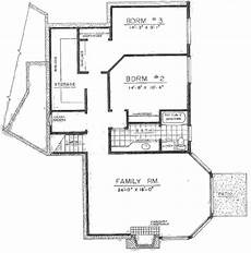 house plans with daylight basements luxury master suite w daylight basement