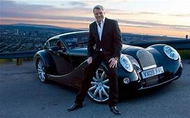 Business Thinking Midlands Winner Morgan Motor Company