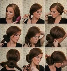 Frisuren Einfach Selber Machen - haare flechten seitlich