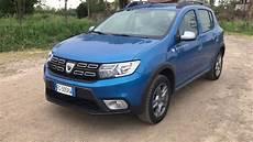 Dacia Sandero Stepway 2017 Tce 90 Cv Gpl Primo Contatto