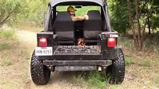 1991 jeep wrangler yj test run