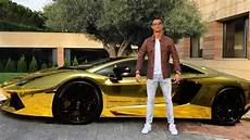 cristiano ronaldo and his luxury car collection vbet news