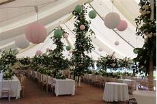 english country wedding decorations and paper lantern themes