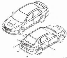 service manuals schematics 2010 subaru impreza wrx engine control subaru impreza wrx 2010 2011 factory service manual subaru impreza 2010 wrx sti