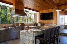 architects outdoor kitchens top clients wish lists
