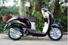 Modif Scoopy Karbu by Doctor Matic Klinik Spesialis Motor Matic Honda Scoopy