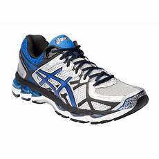 asics gel kayano 21 2e mens running shoes lightning
