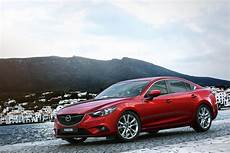 All New Mazda 6 Officially Unveiled Autoevolution