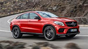 Mercedes Benz GLE Coupe SUV 2015  Review Auto Trader UK