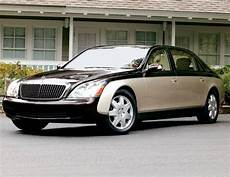 car of the year 2004 maybach 62 robb report