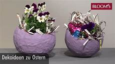 deko ideen dekoideen zu ostern diy osterdeko easter decoration bloom s floristik