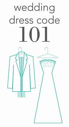 Dress Code For Wedding