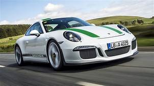 """Porsche 911 Rs Are Trading Hands At &163450000""  Top Gear"