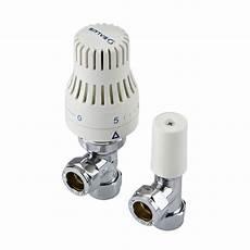 robinet thermostatique de radiateur d angle