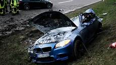 300 Mph In Kmh - bmw m5 crashes in germany at 300 km h 186 mph