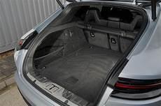 Porsche Panamera Kofferraum - porsche panamera sport turismo boot space size seats