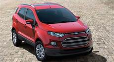 Ford Ecosport 1 5 Trend At 2018 Philippines Price Specs