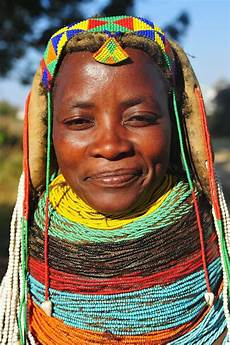 Tribal From Southwestern Angola