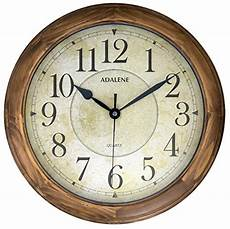 big clocks for wall living room amazon com