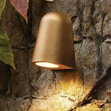 brass outdoor downlight cl 33802 product e2 contract lighting uk