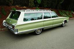 1966 Chrysler Town & Country  Information And Photos