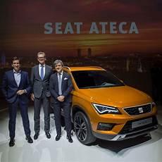 Neuer Seat Ateca 24 Automobil