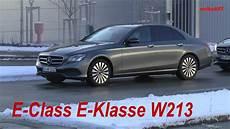 mercedes w213 die neue e klasse auf der stra 223 e new e class