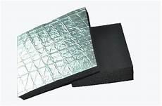 silver elastomeric nitrile rubber insulation sheet