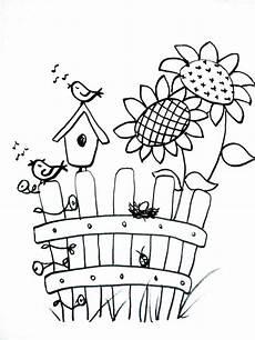 Ausmalbilder Kostenlos Zum Ausdrucken Garten Wiola S Papiermomente Ausmalbild Sonnenblume