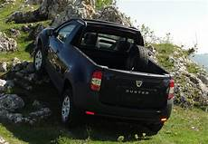 Imagine If Nissan Brought The Dacia Duster Truck To