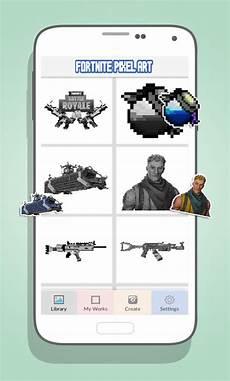 fortnite color by number fortnite skin pixel for