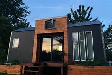 this amazing light filled tiny house big style for