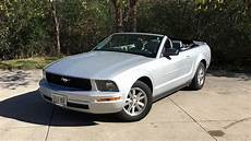 introducing the family s 2007 ford mustang v6 convertible