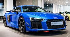 Audi R8 V10 Plus Looks Even Racier With Performance