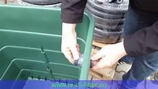 Tankdurchf 252 Hrung Aus Kunststoff Mit Schlaucht 252 Llen Selber